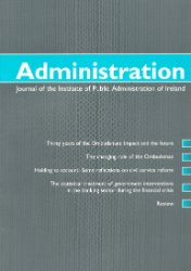Administration Journal by the IPA. Available at https://www.ipa.ie